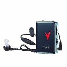 High Power AXON Model Body Worn Analog Hearing Aid Best Sound Amplifier V-99 Pocket Hearing aid audifonos para sordos цены