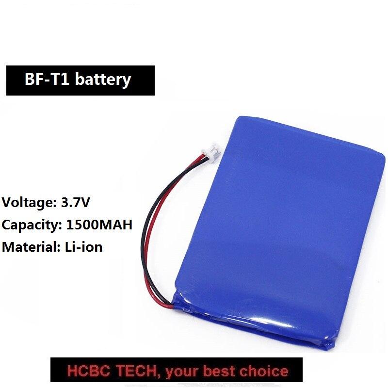 BAOFENG BF-T1 Batterie T1 Jambon Émetteur-Récepteur Accessoire 1500 mah 3.7 v Li-ion Batterie pour BF-T1 2 Way Radio