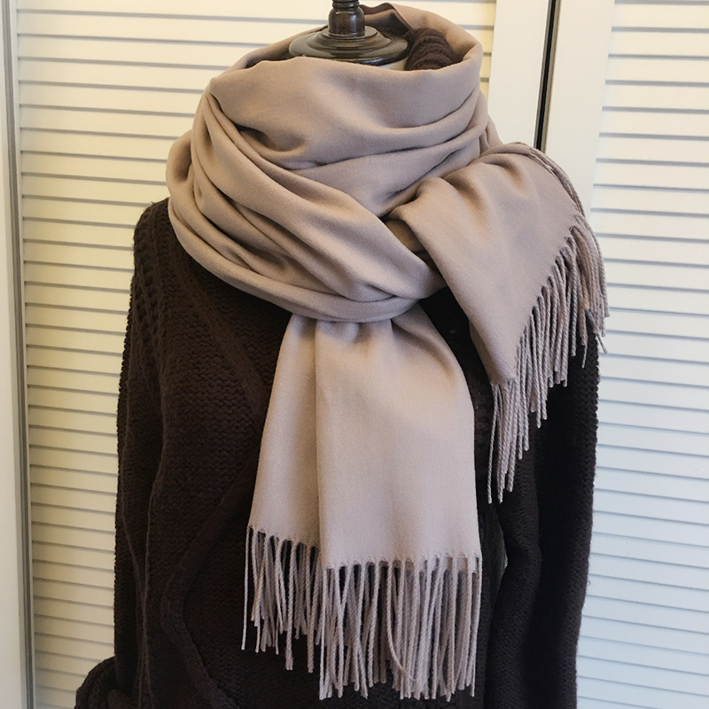 Winter Autumn Long Scarf for Women  1