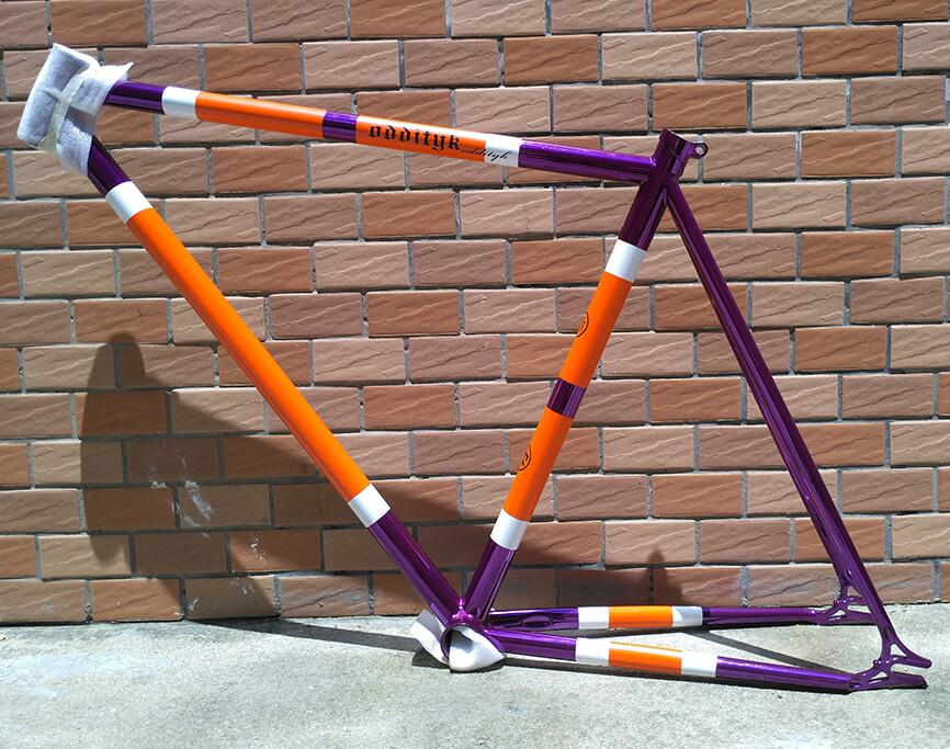 cool price Original oddityk Crom steel Drawing paint fixed gear ...