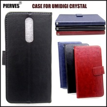 Casteel Classic Flight Series high quality PU skin leather case For UMIDIGI Crystal Case Cover Shield