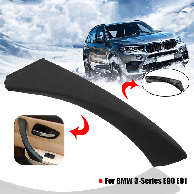 Aliexpress Buy Car Inner Handle Interior Door Panel Pull Trim