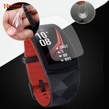 Scratch-proof 3D Soft TPU Film Screen Protector For Samsung Gear S Fit 2 Pro Neo R750 R381 R380 R360 R350 HD Full Cover Guard