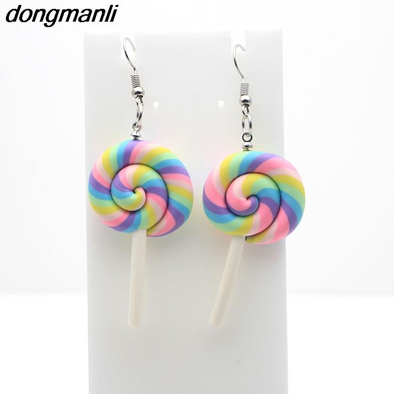 UNIQUE Candy Lollipop Fashion Earrings and Necklaces
