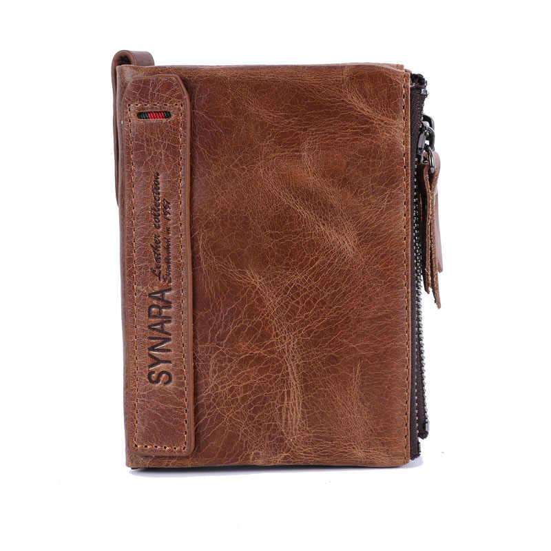 SYNARA бренд для мужчин женские кошельки доллар цена кошелек пояса из натуральной кожи кошелек держатель для карт дизайнер сцепления бизнес мини