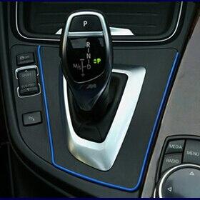 Auto styling 7mm inbouwen accessoires interieur lijnen voor ...