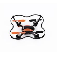U839 Mini Compact Orange 2.4 GHz 3D 6 AXIS GYRO 4 Channels Quadcopter Exquisitely Designed Durable