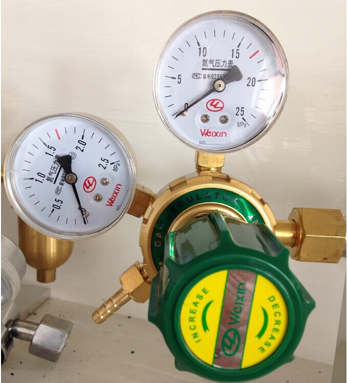High quality export type Oxygen pressure regulator Brass type medical oxygen regulator pressure flowmeters hot sales page 5