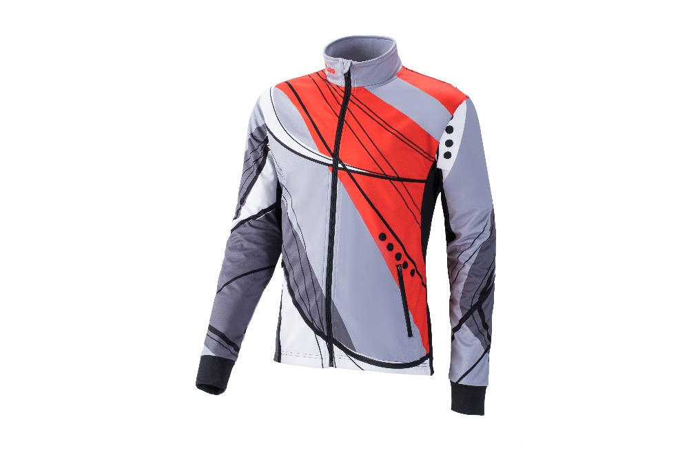 Фотография 2018 Russia cross country (XC) SKIING softshell jacket