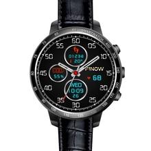 FINOW Q7 Plus 3G MTK6580 Smartwatch Teléfono 1.3 pulgadas Android 5.1 1.2 GHz Quad Core 8 GB ROM 2.0MP cámara