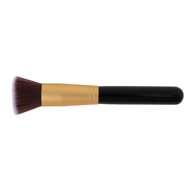 2019 Professional Cosmetic Makeup Brushes Set Powder Blusher Eyebrow Eyeshadow Foundation Brush Makeup Tool Pincel Maquiagem 2
