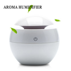 Usb ultrasonic humidifier led aroma diffuser difusor de aroma essential oil diffuser 130ml aromatherapy mist maker.jpg 250x250