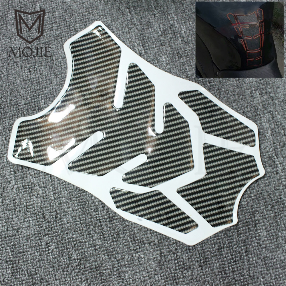 For Suzuki Katana 750 GSX750F SV650 SV1000 TL1000R TL1000S Vstrom 650 DL650 DL650A Motorcycle Tank Pad Decal Protector Stickers in Decals Stickers from Automobiles Motorcycles