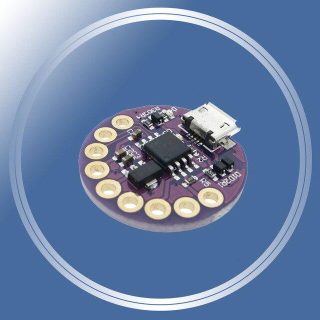 Micro USB LilyTiny LilyPad ATtiny85 Development Board Wearable Module For Arduino Programmable SRAM Digispark Device Nano