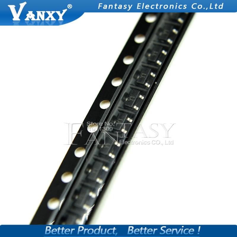 100PCS SS8050 SOT23 MMBT8050 SOT MMBT8050LT1G SMD Y1 SOT-23 New Transistor