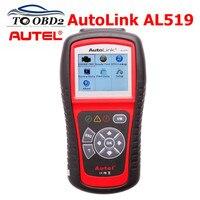 Original Autel AL519 OBD2 Auto Scanner Diagnostic Tool OBD Car Diagnostic Scanner Eobd Automotivo Automotive Car Scan Tool AL519