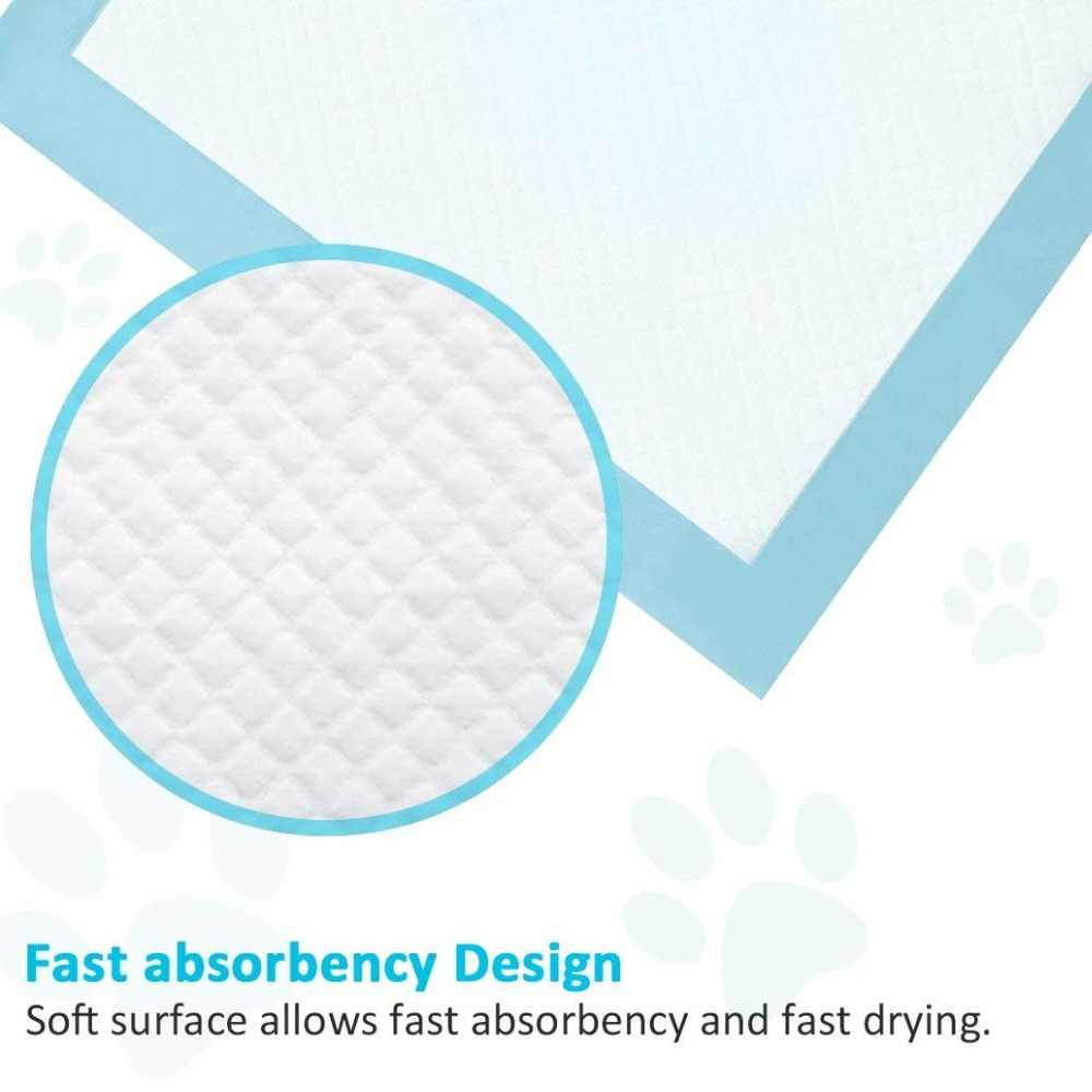 Super Absorbent & Leak-Free Extra Large Pet Training and Puppy Pads Pee  Pads for Dogs 4 Size Pet Dog diaper With High Quality