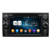 4GB RAM Octa Core 2 din Android 9.0 Car Radio DVD Player for Ford Focus Mondeo S MAX C MAX Galaxy Fiesta Form Fusion Connect