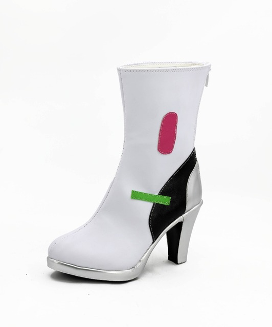 New Game D.VA DVA bunker clothing Cosplay Shoes Anime Boots Tailor Made For Halloween Carnival Christmas 2