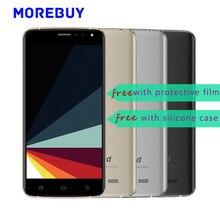 Оригинал MT6580A Vkworld S3 Android 7.0 Смартфон Quad Core 8 Г ROM 1 Г ОЗУ 5.5 Дюймов HD AUO Дисплей Мобильного Телефона 8.0MP 2800 мАч