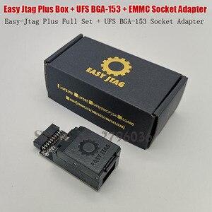 Image 2 - 2020 Nguyên Bản Dễ Dàng JTAG Plus EMMC Ổ Cắm + Dễ Dàng Jtag Plus UFS BGA 153 Ổ Cắm Adapter