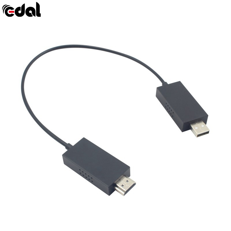 EDAL Wireless Display Adapter Per Microsoft Video HDMI HD TV Stick Dongle Ricevitore Media Streamer Per Il Computer Portatile Del Telefono