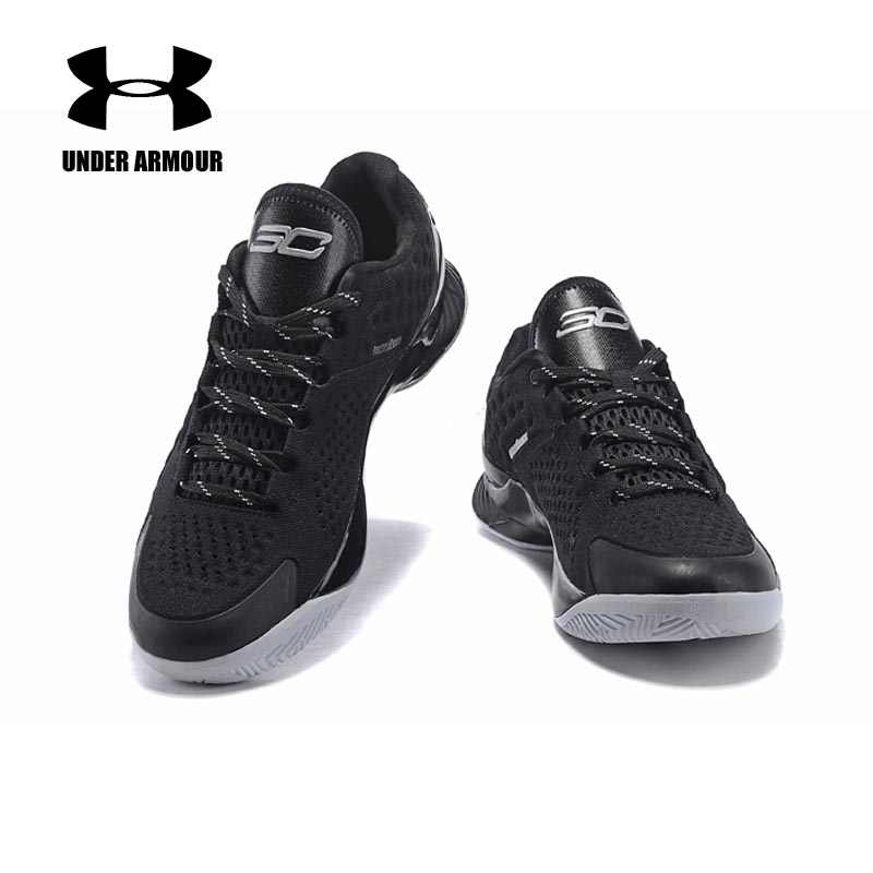 ac30968a ... Under Armour Men Curry 1 Basketball shoes Low-Top Stephen Curry Sport  shoes Athletic Cushion ...