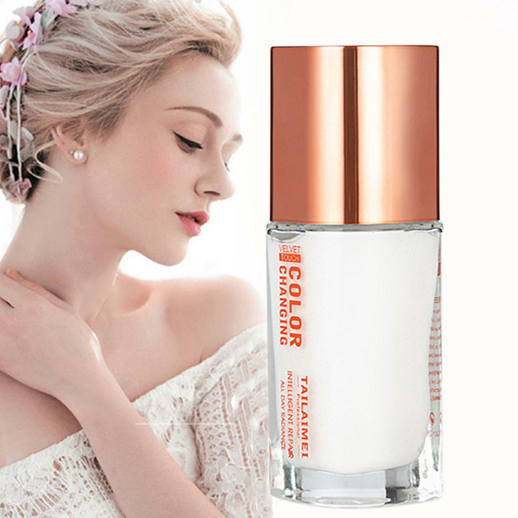 35 ML Color Changing Foundation Makeup Base Nude Face