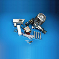 DLE55 55cc DLE Single Cylinder 2 Strokes Gasoline Petrol Engine for RC Airplane