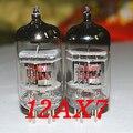 Frete grátis A nova Válvula de Tubos de exportação tubo 12AX7 Shuguang 12AX7 6N4 7025 atualização Guitarra Amp HI-FI Amplifiier *** NOVO ***