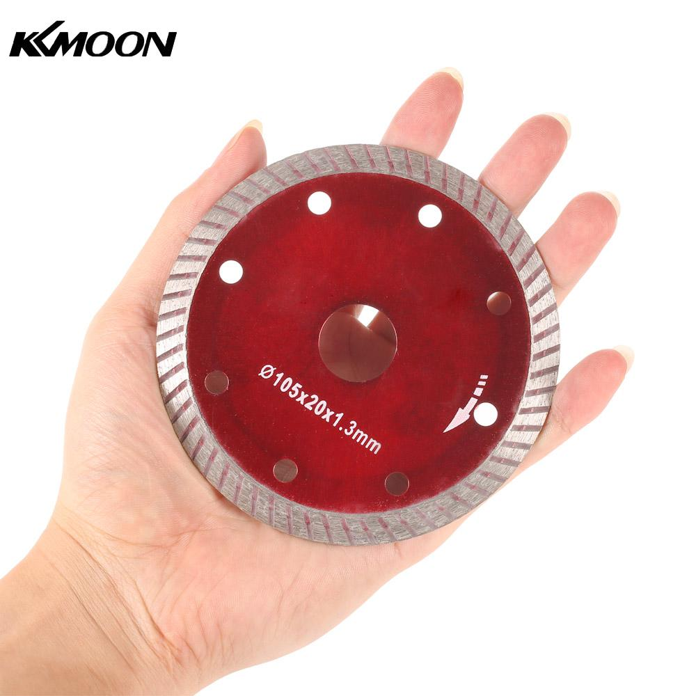 Diamond Cutting Disc Saw Blade Diamond Blade 8 Cooling Holes Angle Grinder Architectural Engineering Architect 105*1.3*20mm