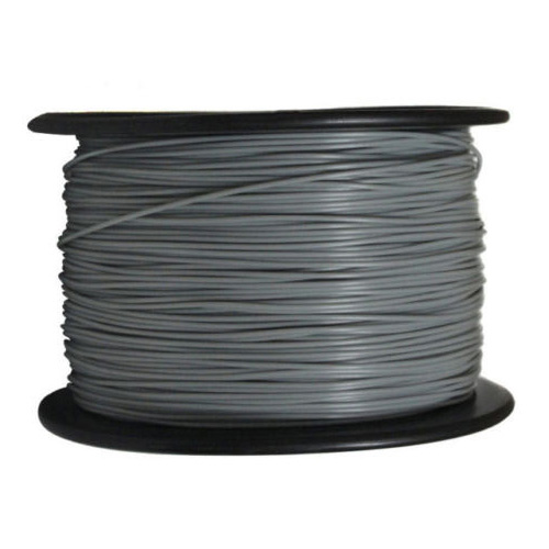 1KG 3D-Printer filament ABS 1.75mm For CTC,Reprap, K8200, UnimakerSize:ABS 1.75mm Color:Grey