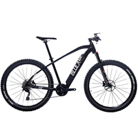 27.5inch electric bicycle 36V lithium battery 250w Mid motor electric mountain bike Off road assisted mountain MTB color display