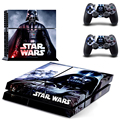 Star Wars PS4 Наклейку Кожи Для Playstation 4 Консоль И 2 Контроллер кожи