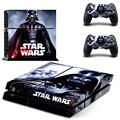 Star wars adesivo da pele para consola playstation 4 e 2 controladores ps4 pele