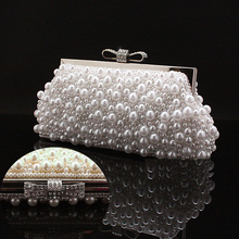 Neue Frauen Abendtaschen Perle Shell Luxus Taschen Frauen Handtaschen Frauen Kette Umhängetaschen für Hochzeit Kupplungen