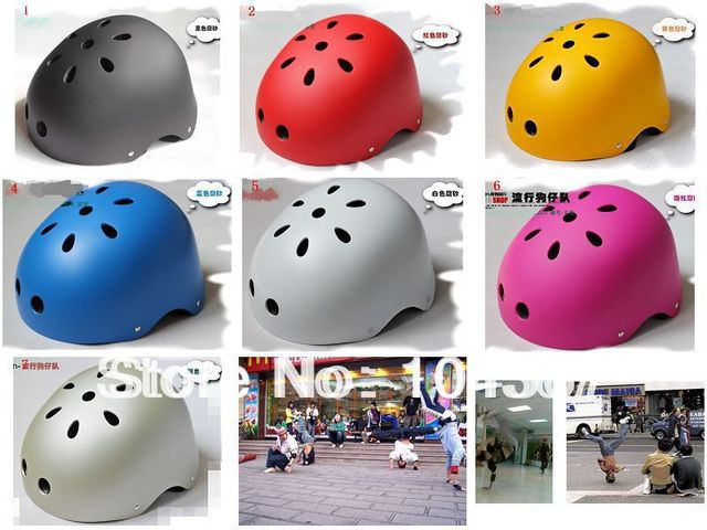 BMX Bike Bicycle Cycling Scooter Roller Skate Helmet Kid Adult S/M/L 7 colour