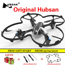 Hubsan X4 H107L Mini Drones 2.4G 4CH RC Quadcopter Helicopter RTF With Led Light