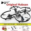 Hubsan x4 h107l mini drones 2.4g 4ch rc quadcopter rtf helicóptero con control remoto luz led quadrocopter quad toys