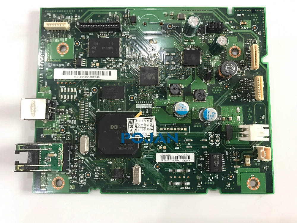 CE938-60001 For Color laserjet M175 formatter board Main Logic board PRINTER PARTS brand new printer spare parts logic board laserjet for hp175nw 175n 175a formatter board main board