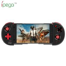 New Ipega PG-9087 Bluetooth Android Gamepad Wireless Gamepad Joypad Game Controller Joystick For PC / Android / IOS XJ J15 ipega android gamepad for pc joystick 2 4g bluetooth wireless handle game pad for sony ps3 ios smartphone game controller 9076