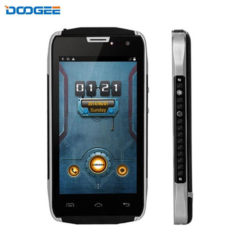 100% Original DOOGEE TITANS2 DG700 4.5'' Android 4.4.2 Smartphone MTK6582 Quad Core 1.3GHz ROM 8GB+RAM 1GB GSM & WCDMA