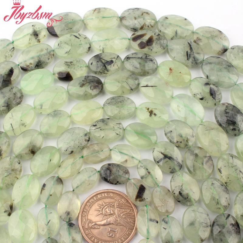 5-6 mm VERT Riz Ovale Gouttes D/'eau Douce Perles Perles pour Fabrication de Bijoux