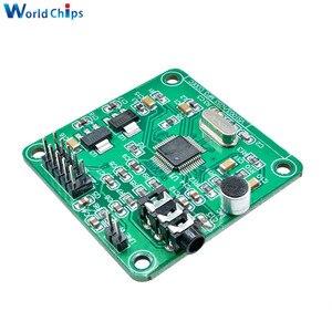 VS1053 carte de développement de Module MP3 avec fonction d'enregistrement embarquée Interface SPI filtre de Signal de contrôle d'enregistrement de codage OGG