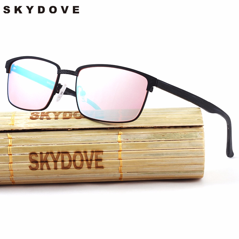 fa80a1a4176 SKYDOVE Color Blindness Glasses Red Green Color Blind Corrective HD Glasses  Women Men Colorblind Driver s license