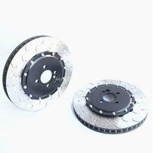 Тормозной диск jekit с шляпками 355*32 мм для тормозной системы