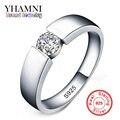 90% OFF!!! 100% 925 Anel de Prata Esterlina CZ Anéis de Noivado de Diamante Sona para Homens e Mulheres ANEL de Casamento Jóias TAMANHO 6-11 RD10