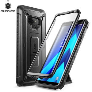 Image 1 - SUPCASE For Note 9 Case UB Pro Full Body Rugged Holster Cover with Built in Screen Protector&Kickstand For Samsung Galaxy Note 9