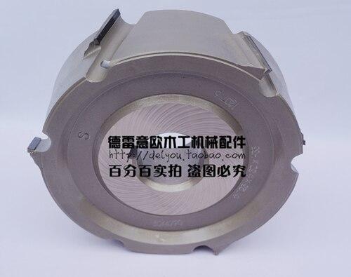 Diamond Woodworking Cutter Cutter Edge Machine Pre Milling Cutter Diamond Milling Cutter 125*30*35mm