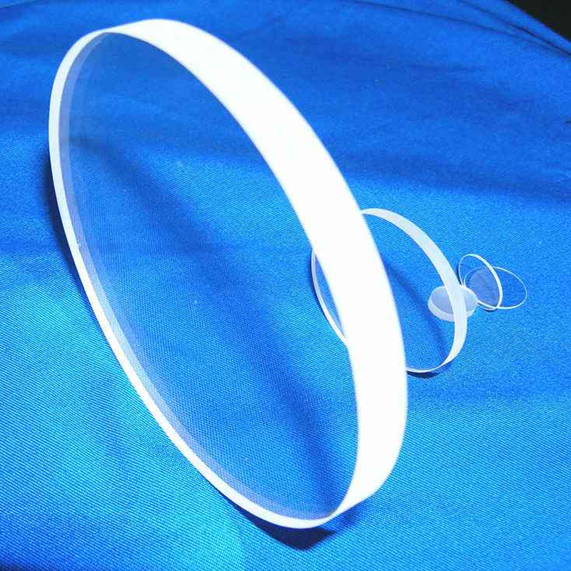Bir-Safir epitaksiyel wafers-Al2O3 Tek kristal substrate-2 (50.8mm) * 0.5mm-Pencere filmi-tek parlatmaBir-Safir epitaksiyel wafers-Al2O3 Tek kristal substrate-2 (50.8mm) * 0.5mm-Pencere filmi-tek parlatma
